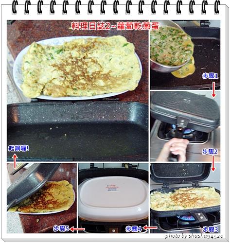 19料理日誌2~蘿蔔乾蔥蛋.jpg
