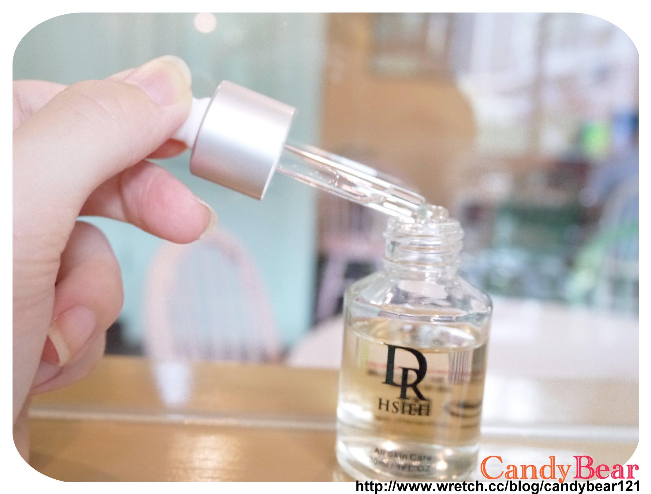 Dr.Hsieh-杏仁酸深層煥膚精華原液10%_滴管的設計劑量好抓取