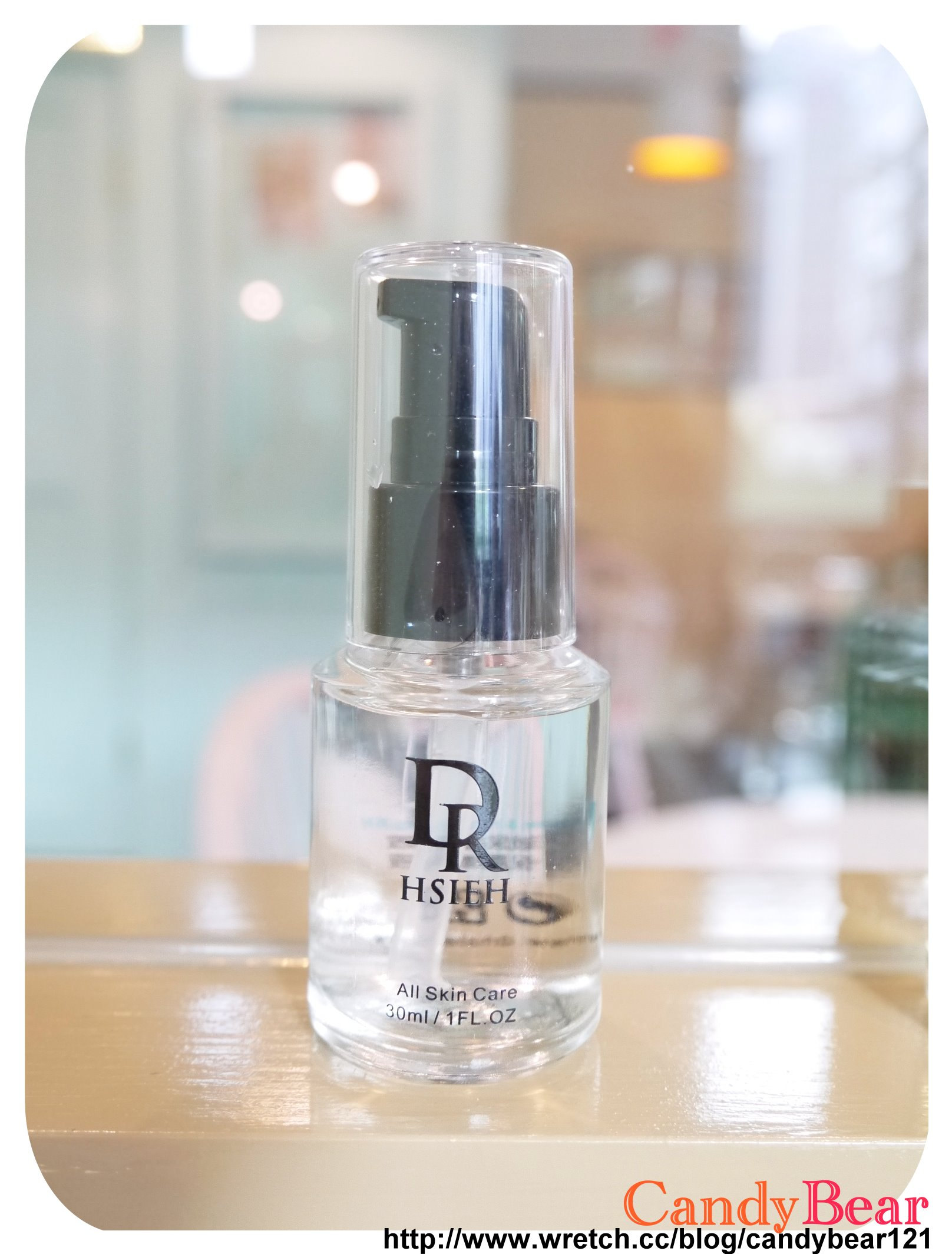 Dr.Hsieh-玻尿酸長效保濕精華液_瓶裝外觀