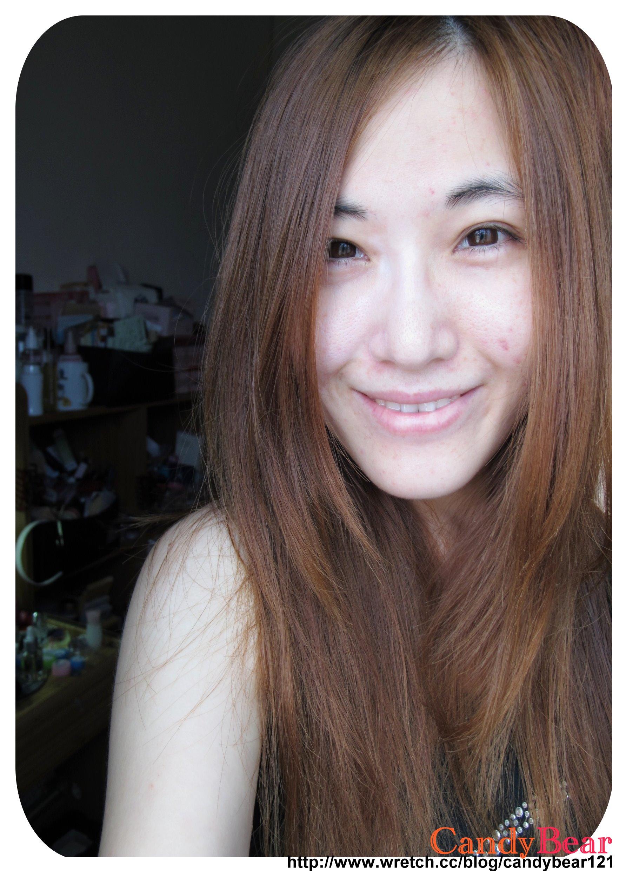 Dr.Hsieh-杏仁酸煥膚精華10%_使用後皮膚狀況