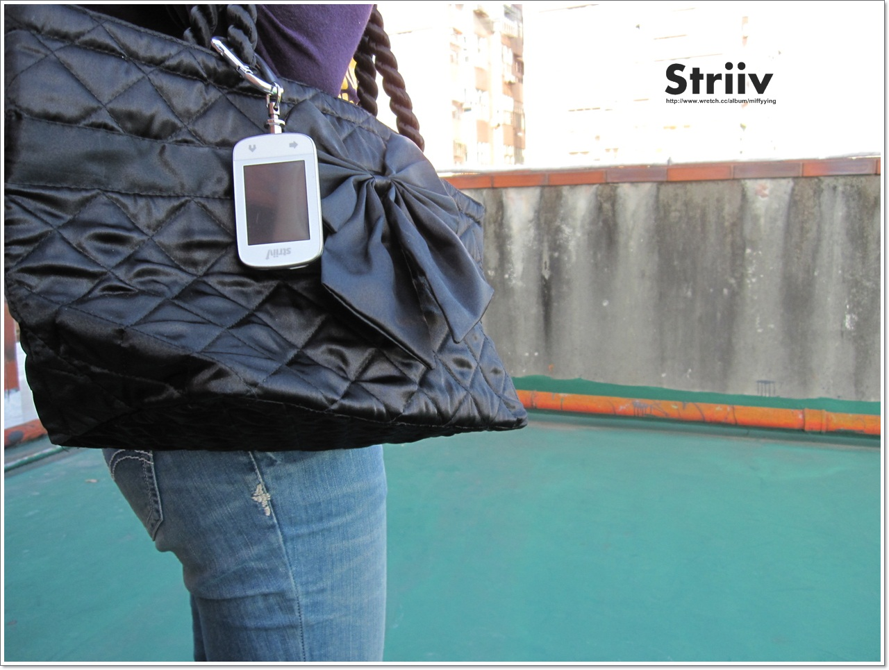 Striiv雲端健身教練-3D計步器隨時隨地記錄生活的運動量