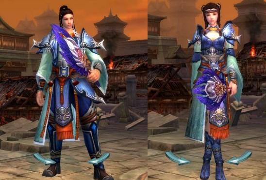 線上遊戲MMORPG-爭龍傳oline-角色扮演職業隱士