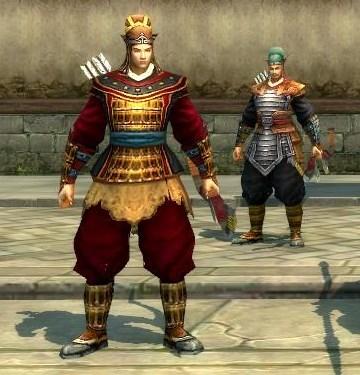 爭龍傳的遊戲特色:搭配三國志或三國演義中的力士角色可培養副將