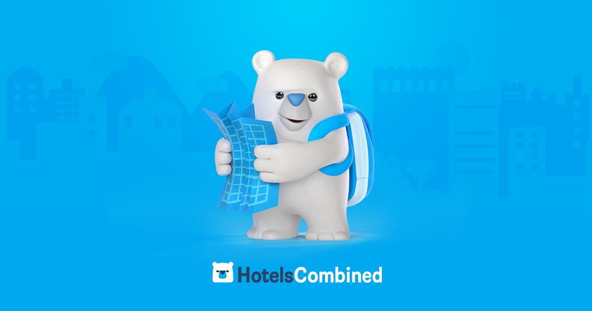 HotelsCombined廣告圖