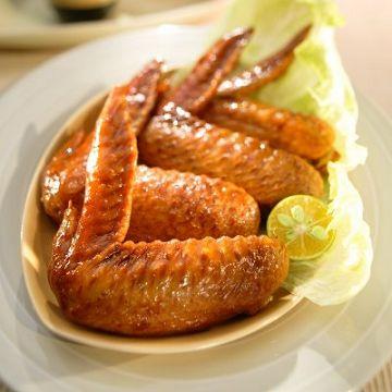 《西井村蜂蜜滷味》雞翅膀1包入