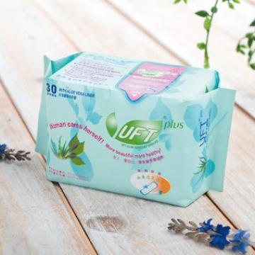 【芫茂UFT】天然草本衛生棉 - 舒爽護墊型*50包
