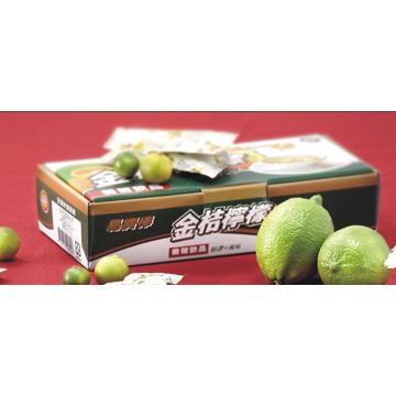 <慕鈺華> 260金桔檸檬茶易擠棒 25只/盒(2組)