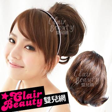 【DH62】法式華麗捲大髮包