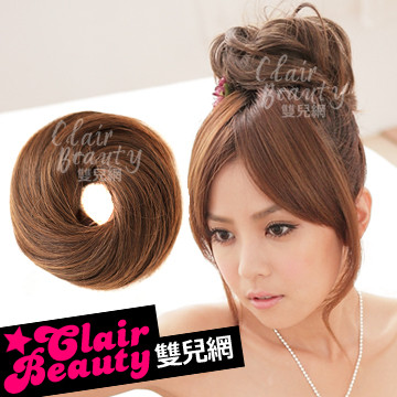 【DH52】新款量多甜甜圈髮束