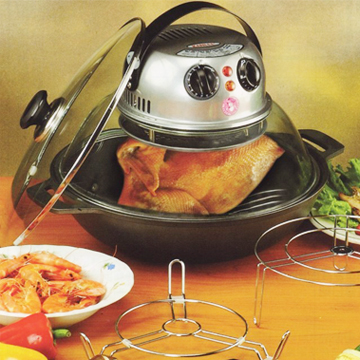 弟一夫人烘烤爐