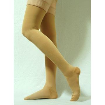 360 Den 彈性大腿襪 - 膚色(二雙入)