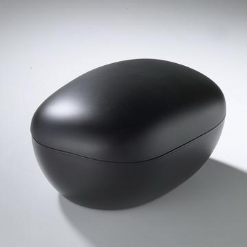 極地冰盒-卵石系列-黑