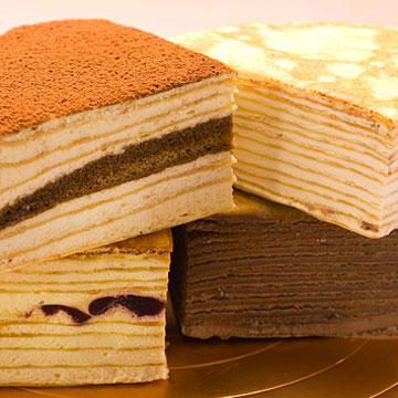推薦 塔吉特千層蛋糕