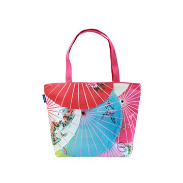 【Coplay設計包】日式紙傘|托特包