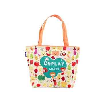【Coplay設計包】水果工兵 | 托特包