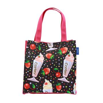 【Coplay設計包】草莓聖代|小方包