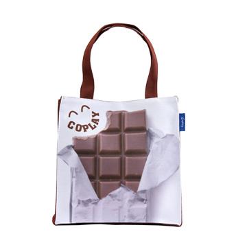【Coplay設計包】微笑巧克力|小方包