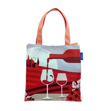 【Coplay設計包】午後美酒|小方包