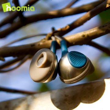 hoomia Bon 2.5高爾夫球耳機 - 藍