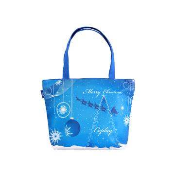 【Coplay設計包】叮噹聖誕節|托特包