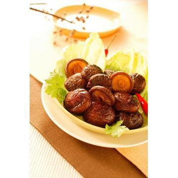 《西井村蜂蜜滷味》日本小花菇1包入