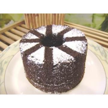一森手工烘焙坊☆日式巧克力戚風6吋蛋糕2盒禮盒☆瑞士高濃度巧克力~鬆軟綿柔~爆好吃