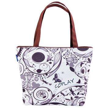 【Coplay設計包】幾何藝術|托特包
