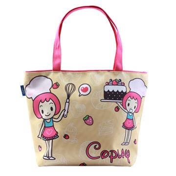 【Coplay設計包】俏麗烘焙坊|托特包