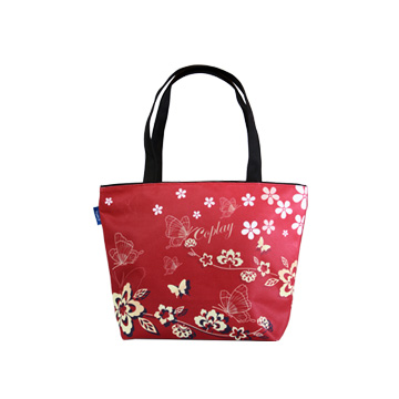 【Coplay設計包】繽紛櫻花|托特包