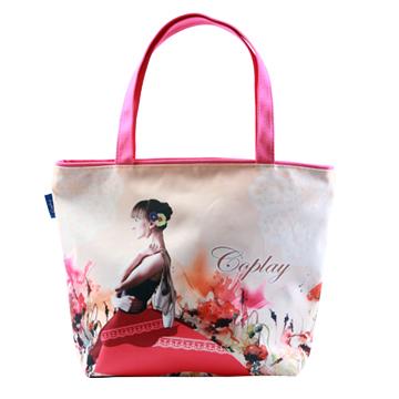 【Coplay設計包】芭蕾女孩|托特包