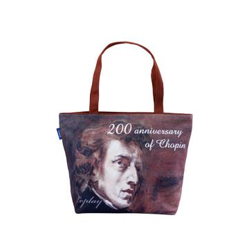 【Coplay設計包】蕭邦100周年|托特包