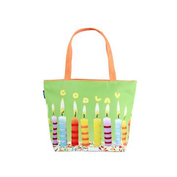 【Coplay設計包】生日快樂|托特包