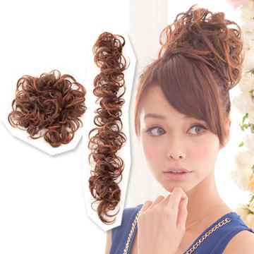 【DH67】超長160公分長型髮條附髮夾