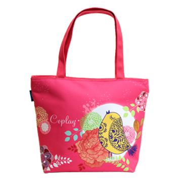 【Coplay設計包】幸福小鳥兒|托特包