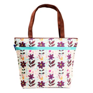 【Coplay設計包】小雛菊花園|托特包