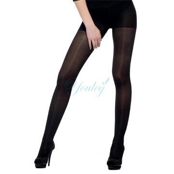 280 Den 超薄彈性褲襪 - 黑色(二雙入)