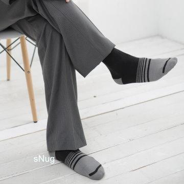 sNug 腳臭剋星科技紳士襪 9雙優惠組