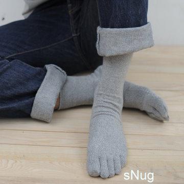 sNug 腳臭剋星健康五趾襪9雙優惠組