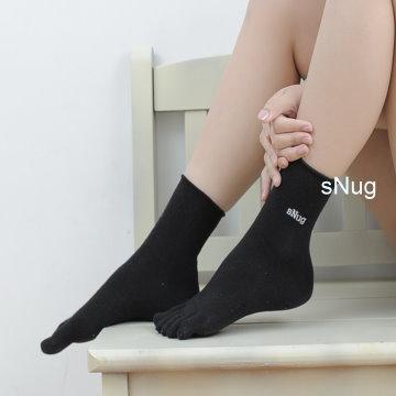 sNug 腳臭剋星健康五趾襪 3雙優惠組
