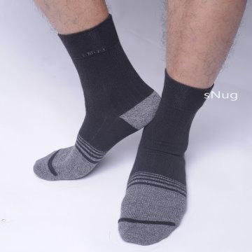 sNug 腳臭剋星頂級銀纖維襪 9雙優惠組