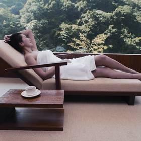 馥蘭朵《烏來》渡假酒店1人裸湯+下午茶單人券