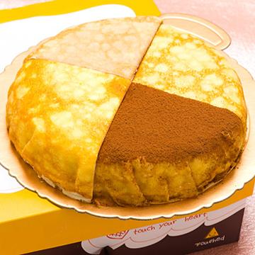 塔吉特千層蛋糕A款綜合口味