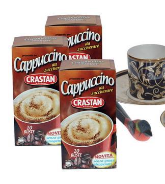 【可洛詩丹義式咖啡】●可洛詩丹 - 卡布奇諾隨身包咖啡(三盒)