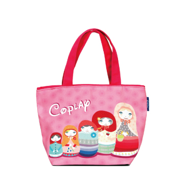 【Coplay設計包】俄羅斯娃娃 粉 | 小托特