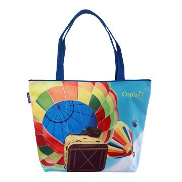 【Coplay設計包】飛飛熱汽球|托特包