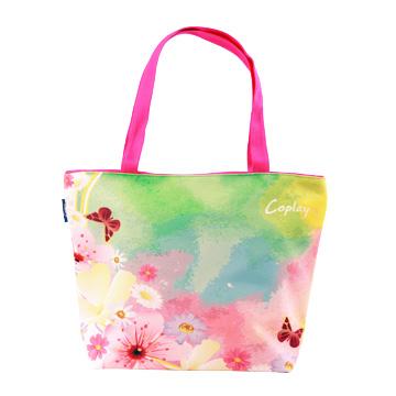 【Coplay設計包】絢麗舞蝶|托特包