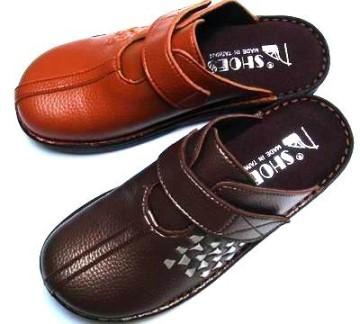 (e鞋院)[經點編織] 懶人氣墊鞋