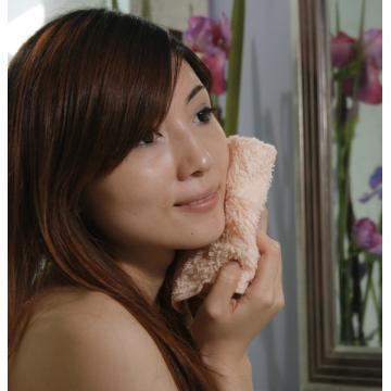 密絨美容毛巾(護髮巾)