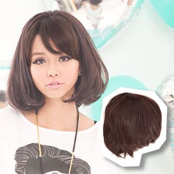 <font color=blue>【精選2015夏日配件特輯! 】</font>【MW021】半罩式-CANDY甜心魔力BOB短髮