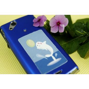 白海豚手機隨意貼擦拭布